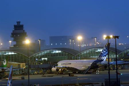 A380 Hong Kong