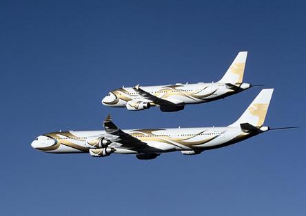 Airbus SAAD A340 600VIP