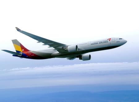 Airbus Asiana Korea