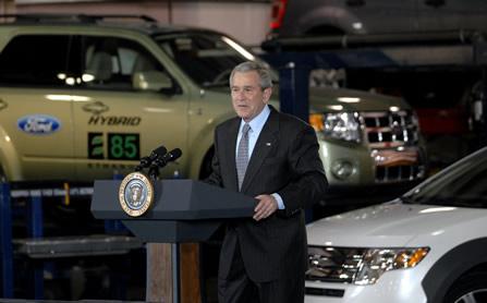 Bush Ford