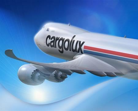 Cargolux Boeing