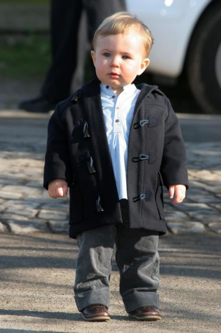 Danish Prince Christian