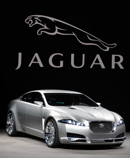 the jaguar c xf is not just another concept car it represents the future of jaguar sports saloon cars globalgiantscom