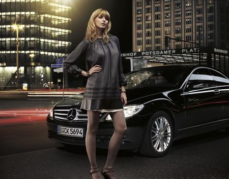 Mercedes Fashion