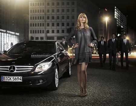 Mercedes Hugo Boss