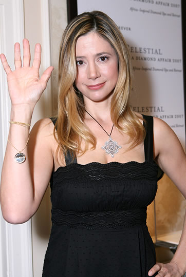Mira Sorvino DIAMOND AFFAIR