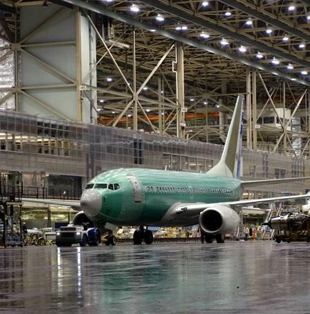 Boeing Next-Generation 737-700ER