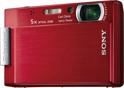 SONY CYBER SHOT DSC T100
