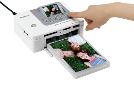 SONY DPP FP70 PICTURESTATION