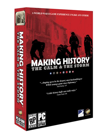 STRATEGY FIRST MAKING-HISTORY