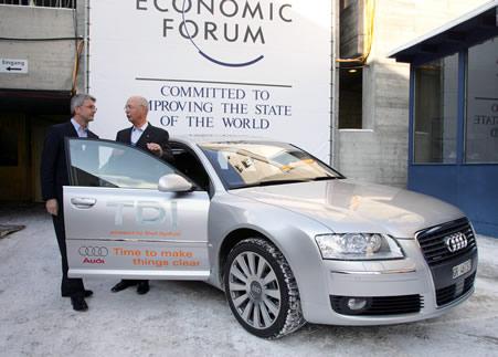 Audi Davos