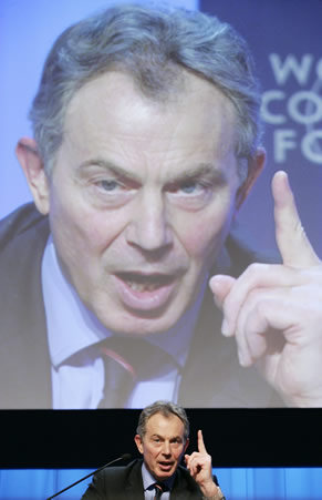 Tony Blair United Kingdom