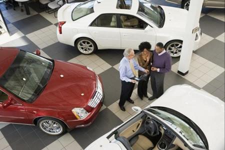 America Cars Sales