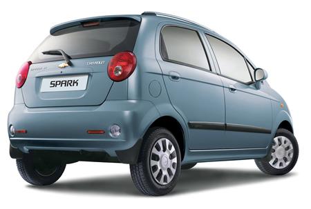 Chevrolet Spark India