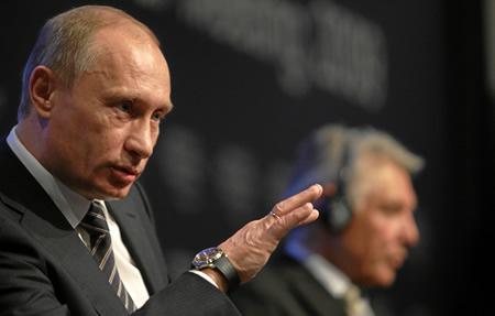 WEF Putin