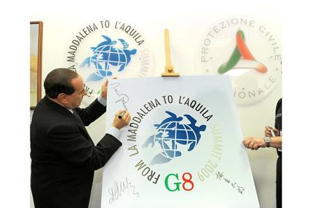 Italy G8