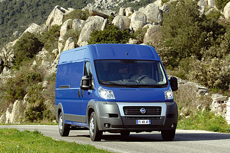 Interior Pictures of Return Of The Ram Vans Fiat Ducato Dobl Coming To The
