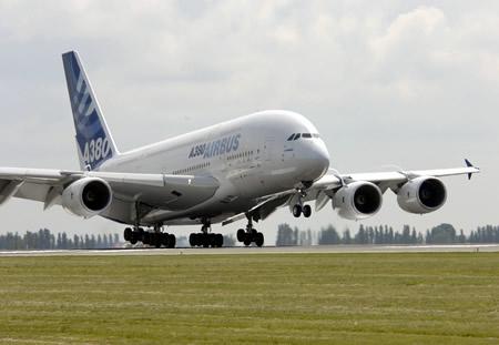 A380 Paris