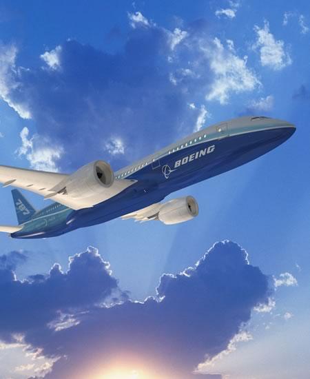 Boeing 787 Premiere