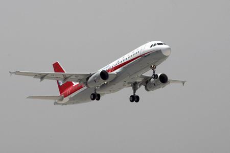 A320 Airbus Maiden Flight