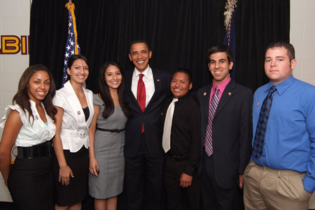 Obama Arizona University