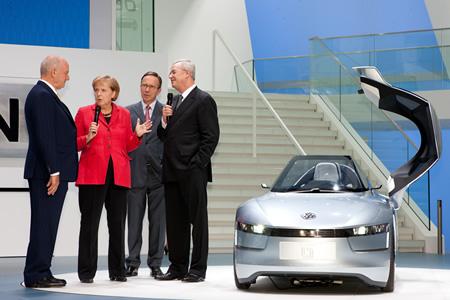 2009 Frankfurt Motor Show