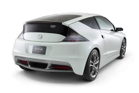 Honda CRZ 2009