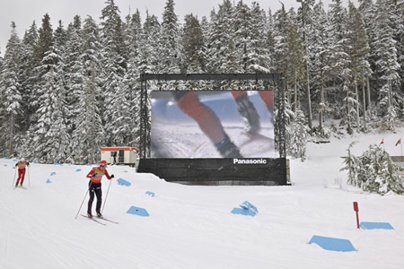 PANASONIC Olympic Winter Games