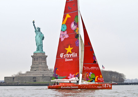 New York Barcelona Sailing