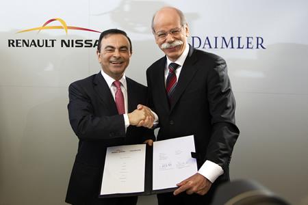 Nissan Daimler