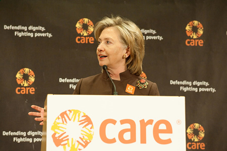 CARE CLINTON