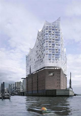 Hamburg Landmark