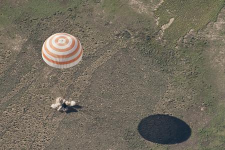 Nasa Soyuz