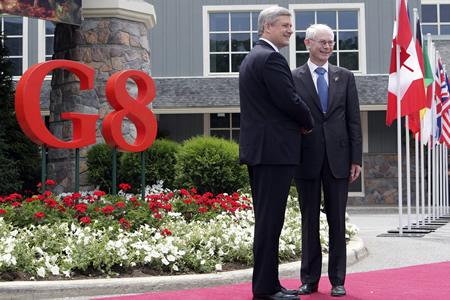 G-8 Summit Canada