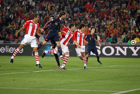 Sergio Ramos Real Madrid Soccer