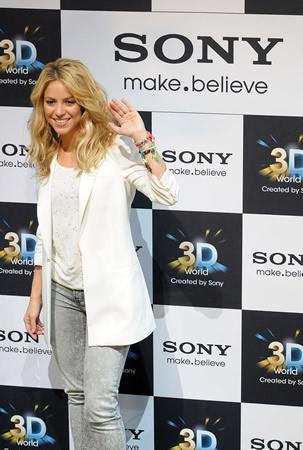 Sony Shakira