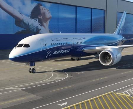 Boeing Rolls-Royce