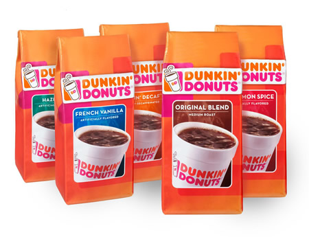 difference between dunkin donuts caramel latte and lite caramel latte