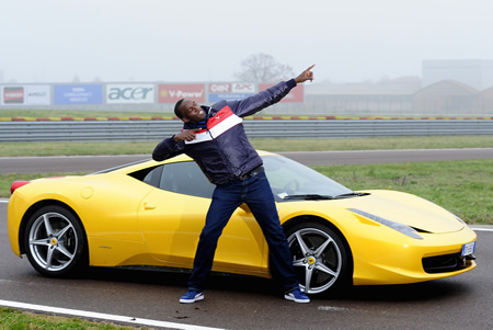 Bolt Ferrari