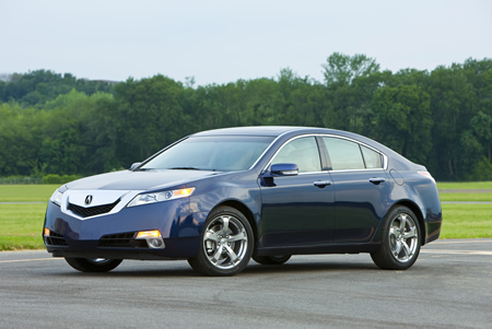 Honda 2011 Acura TL