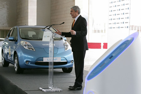 Portugal Electric Vehicle