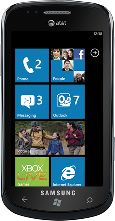 Samsung Microsoft ATT