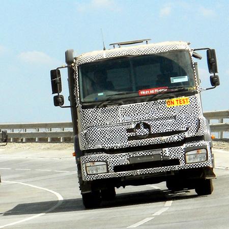 BharatBenz Truck