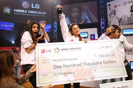 LG Texting Champions