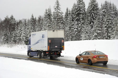 Platooning Car Driving