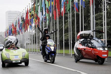 UN Zero Emission Cars