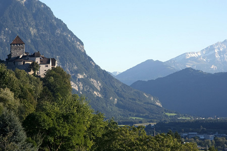 Liechtenstein Royal Castle