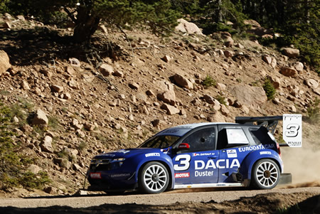 Dacia Pikes Peak