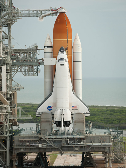 Nasa Atlantis