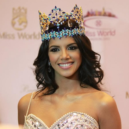 Miss Venezuela, Ivian Sarcos, Miss World 2011